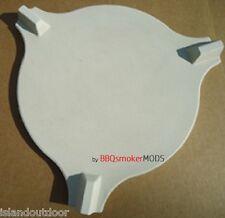 Plate Setter (deflector) w/ Feet - Big Green Egg Kamado Joe Primo Grill Dome Bbq