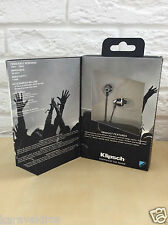 Klipsch Image S4 II Black In-Ear Headphones Brand New Kopfhörer Наушники