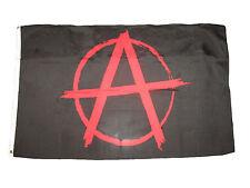 3x5 Anarchy Punk Rock Circle Premium Quality Flag 3'x5' house banner grommets