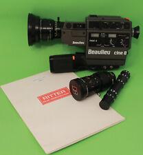 Beaulieu 7008S Super 8 Kamera Cine 8, mit Zuberhör