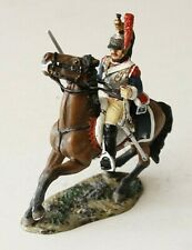 DEL PRADO TROOPER 5e REGIMENT FRENCH CUIRASSIERS 1806-12 HAND PAINTED METAL