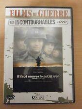 DVD - IL FAUT SAUVER LE SOLDAT RYAN - AVEC TOM HANKS - réf 52