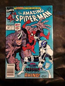Amazing Spider-man #344