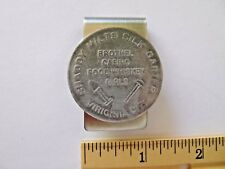 BROTHEL TOKEN MONEY  CLIP (SHADY MILTS) (COLLECTABLE TOKENS OF THE OLD WEST)