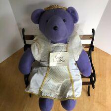 North American Bear Company Vib Queen Elizabear 1982 Excellent Cond. Adorable