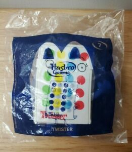 TWISTER #7, McDonalds Happy Meal Toy 2021 - New Sealed