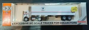 Con-Cor HO US Mail Truck and Trailer (USPS) 0004-001027
