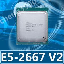 Intel Xeon E5-2667 V2 E5-2667V2 процессора 3.3GHz LGA2011 8-ядерный процессор процессор