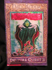 Deltora Quest 3 Shadowgate by Emily Rodda PB Hologram 2004 1st ed., OOP