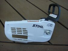 GENUINE STIHL MS201T MS201TC MS201TCM CHAINSAW CLUTCH COVER BRAKE ASSEMBLY