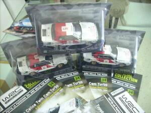 AUTO DA RALLY  TOYOTA CELICA TWIN CAM TURBO  WRC SCALA 1/24