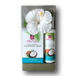 RENIU SPA BOX Gift Pack | Handmade Soaps | Body Lotion | Body Oil | Body Butter
