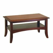 Winsome Wood 94234 Craftsman Coffee Table, Antique Walnut