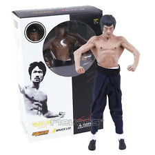 BRUCE LEE - KUNG FU MASTER FIGURINE - THE ARTS MARTIAUX SERIES N°1