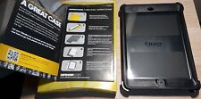 Otterbox defender series black rugged protective case for Ipad mini