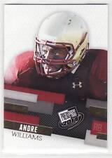 Andre Williams - Rookie Card Press Pass 2014 GOLD FOIL Parallel - Boston College