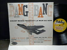 COUNT BASIE Franchit le mur du son Bang bang ( avion ) VERVE 3642