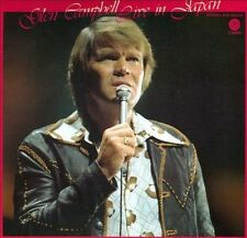 Glen Campbell: Live In Japan. CD Country Pop