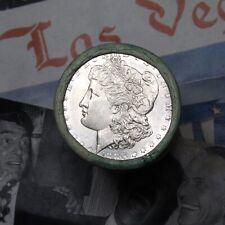 Old Las Vegas Flamingo Casino Mixed Morgan & Peace Circ Silver Dollar Roll