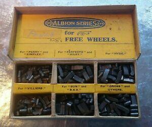 Rare Antique Veteran Bicycle Freewheel Pawls Simplex Perry BSA Villiers Sun