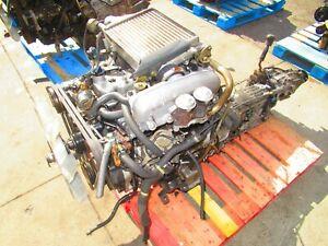ISUZU TROOPER 4JG2-T 3.1L TURBO DIESEL MOTOR AWD AUTO 4X4 TRANSMISSION 4JG2