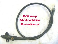 HONDA VFR750 SPEEDO DRIVE GEARBOX & CABLE 1990-93 VFR 750F VFR750F