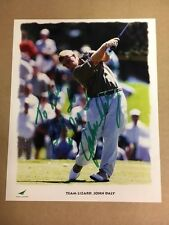 "John Daly ""Team Lizard-Driving the Ball"" Signed 8 x 10  Photograph with COA"