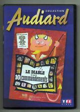 LE DIABLE et les 10 COMMANDEMENTS, collection Audiard, Duvivier, Delon, DVD