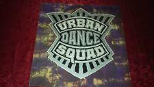 Urban Dance Squad - Mental Floss For The Globe (1989 LP Ex. Vinyl + Inner)