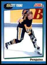 1991-92 Score Scott Young #507