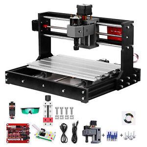 2-Zoll Mini CNC 3018 Pro 500MW Laser Graviermaschine DIY CNC Maschine Graveur