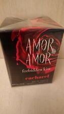 Amor Amor Forbidden Kiss Cacharel 50 ml Toilette Pour Femme Spray Woman EDT VAPO