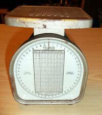1954 Pelouze 50 Lb Postal Postage Scale Model Y50 Mailing Analog vintage