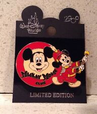 Mickey Mouse Club Pin Limited Edition LE NEW Walt Disney World WDW Band Leader