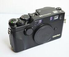CONTAX G2 BLACK 35mm Rangefinder RF Film Camera - Body Only EXC+