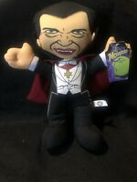 "Universal Studios Monsters DRACULA VAMPIRE 13"" Plush STUFFED DOLL TOY NEW"
