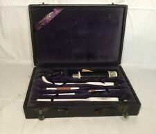 ANTIQUE VINTAGE 1922 CAMERON'S SURGICAL SPECIALTY CO DENTAL DENTIST BULB KIT BOX