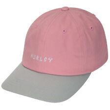 Hurley New Men s MADE FOR FUN Cap-Pink Gaze NUOVO CON ETICHETTA 833731d88217