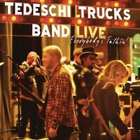 Tedeschi Trucks Band - Everybody's Talking: Live [New CD]