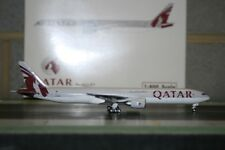 Phoenix 1:400 Qatar Airways Boeing 777-300ER A7-BAA (PH4QTR282) ***VERY RARE***