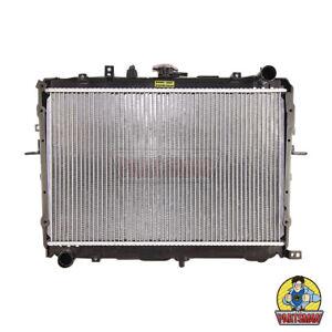 Radiator Ford Econovan & Mazda E Series 4Cyl Petrol 5/84-7/99 Manual Trans