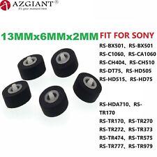 Rodillo de pellizco Audio Polea Grabadora Rueda Para Sony Technics RS-CH770