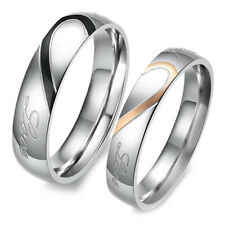 Partnerringe mit stein  Markenlose Unisex Modeschmuck-Ringe ohne Stein | eBay