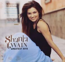 SHANIA TWAIN GREATEST HITS CD (VERY BEST OF)