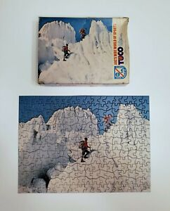 Tuco ABC's Wide World of Sports Mountain Climbers Puzzle Climbing Ice Complete