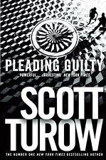 SCOTT TUROW _______PLEADING GUILTY _______ BRAND NEW ____ FREEPOST UK