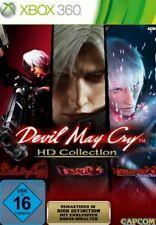 Xbox 360 Devil May Cry 1 + 2 + 3 HD Collection Edition Deutsch Neuwertig