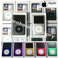 ✔New Apple iPod Classic 6th 7th Generation MP3 (80/120/160/256/512/1TB)-Sealed✔