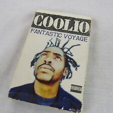 Fantastic Voyage  Coolio (Cassette Single, 1994)  West Coast Hip Hop Rap 1990s