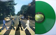 The Beatles Abbey Road SEALED Green Color Vinyl LP Australia Rare Apple Reissue